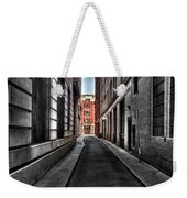 Out Of The Alley Weekender Tote Bag