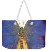 Out Of The Blue.. Weekender Tote Bag
