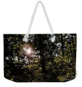 Out Of The Darkness He Calls Weekender Tote Bag