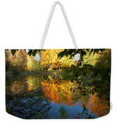 Out Of The Woods Weekender Tote Bag