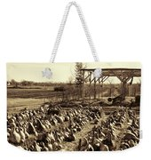 Out Of Your Gourd Weekender Tote Bag