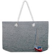 Out To Sea Weekender Tote Bag by Chad Dutson