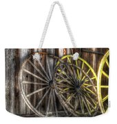 Out West Weekender Tote Bag