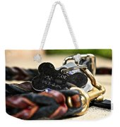 Outfitted Weekender Tote Bag