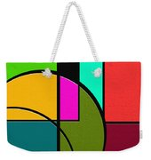 Outs Weekender Tote Bag by Ely Arsha