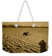Outstanding In My Field Weekender Tote Bag
