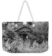 Over Grown And Forgotten Weekender Tote Bag