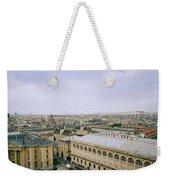 Looking Over Paris Weekender Tote Bag
