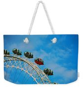 Over The Top Weekender Tote Bag