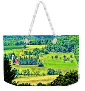 Over Yonder Weekender Tote Bag