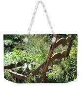 Overgrown Chair Weekender Tote Bag