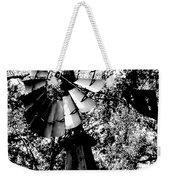 Overgrown Windpump Weekender Tote Bag