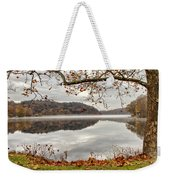 Overlooking The River Weekender Tote Bag