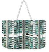 Overpopulation Weekender Tote Bag