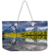Oxbow Light Weekender Tote Bag