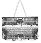Oxford: Bodleian Library Weekender Tote Bag