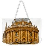 Oxford University Weekender Tote Bag