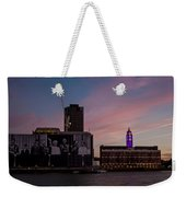 Oxo Tower And Royal Family Weekender Tote Bag