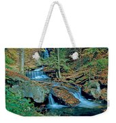 Ozone Falls And Rapids Weekender Tote Bag