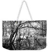 Pa. Country Stream Weekender Tote Bag