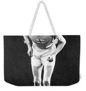Paavo Nurmi (1897-1973) Weekender Tote Bag