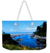 Pacific Escape Weekender Tote Bag