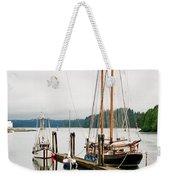 Pacific Grace Weekender Tote Bag