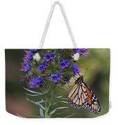Pacific Grove Monarch Weekender Tote Bag