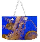 Pacific Sea Nettle Chrysaora Fuscescens Weekender Tote Bag