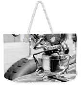 Packard Girl Weekender Tote Bag