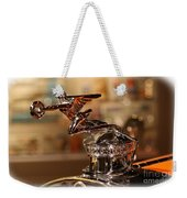 Packard Ornament Weekender Tote Bag
