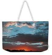 Pagosa Springs Colorado Sunset Weekender Tote Bag