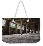 Paint And Concrete Weekender Tote Bag