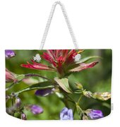 Painted-cups Of The Hillside - 2 Weekender Tote Bag