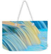 Painted Falls Weekender Tote Bag