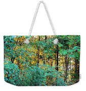 Painted Gold With Sunlight Weekender Tote Bag