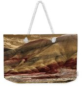 Painted Hills Grooves Weekender Tote Bag