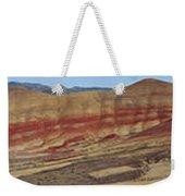 Painted Hills Panoramic Weekender Tote Bag