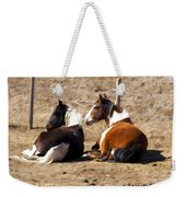 Painted Horses I Weekender Tote Bag