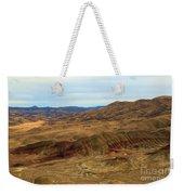 Painted Landscape Weekender Tote Bag
