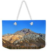 Painted Mountains Weekender Tote Bag