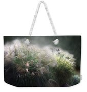 Painted Pampas Weekender Tote Bag