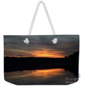 Painted Picture Perfect Weekender Tote Bag