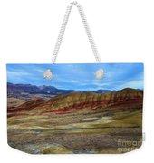 Painted Sky Over Painted Hills Weekender Tote Bag