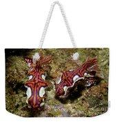 Pair Of Miamira Magnifica Nudibranch Weekender Tote Bag