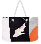 Pal Of My Lonesome Hours Weekender Tote Bag