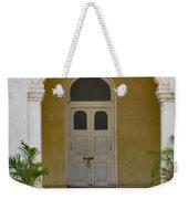 Palace Door Weekender Tote Bag