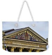 Palace Of Art - Heros Square - Budapest Weekender Tote Bag