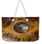 Palace Of Versailles Ceiling Weekender Tote Bag