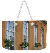 Palace Windows And Topiaries Weekender Tote Bag